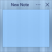 Simple Sticky Notes - Theme Gnome - Screenshot [1]