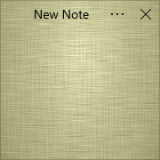 Simple Sticky Notes - Theme Lines - Screenshot [1]