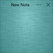 Simple Sticky Notes - Theme Lines - Screenshot [2]